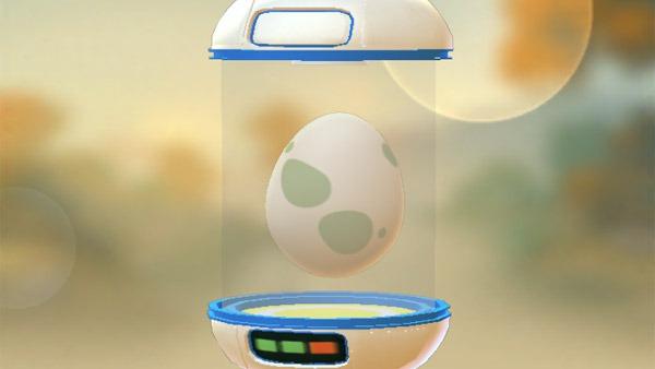 ポケモンGOでタマゴを孵化させると経験値を入手することができる