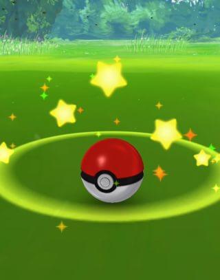 ポケモンGOはポケモンを捕まえたときに経験値が入手できる