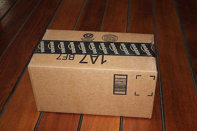 Amazon商品の返送方法