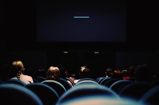 後悔初日の映画館の様子