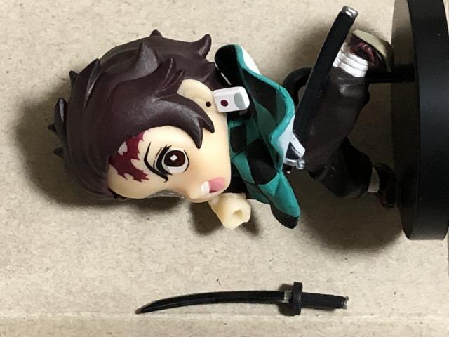 炭治郎のミニ日輪刀