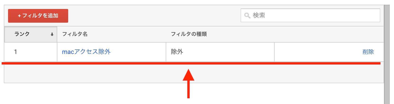 Googleアナリティクスで自分のIPアドレスを除外